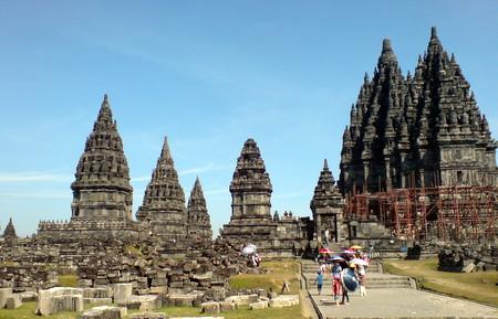 Prambanan i Indonesia