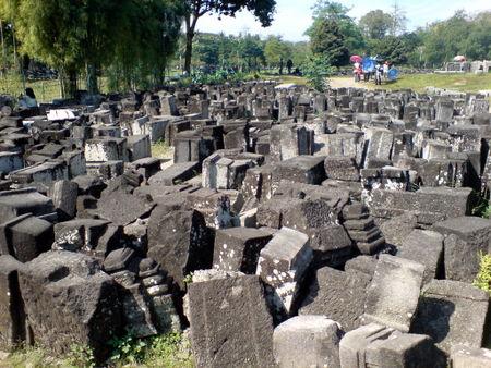 Ruiner i Prambanan
