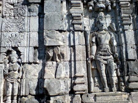 Figurer i Prambanan