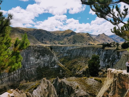 Toachi Canyon