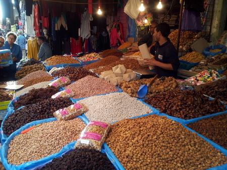 Selger i Rabat