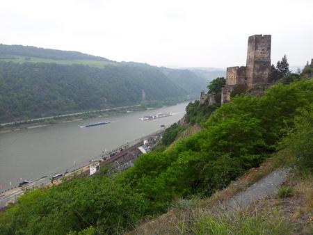 Borg i Rhindalen