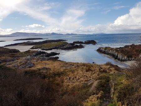 Utsikt over sjøen