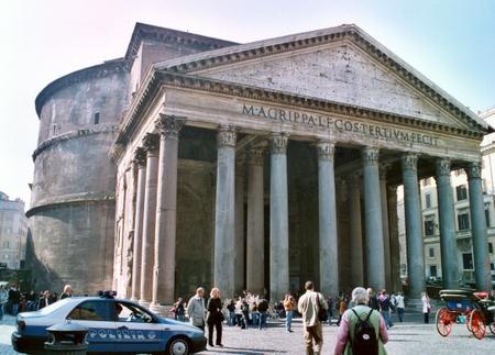 Utenfor Pantheon