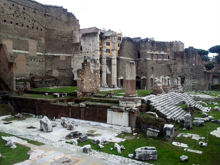 Ruiner i Roma