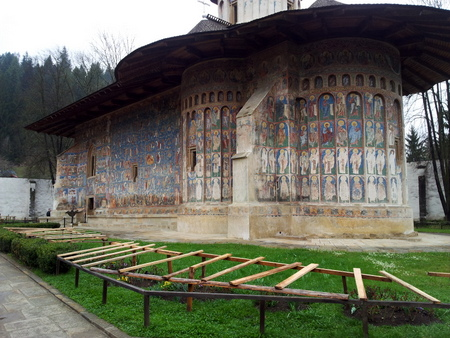 Kloster i Bukovina