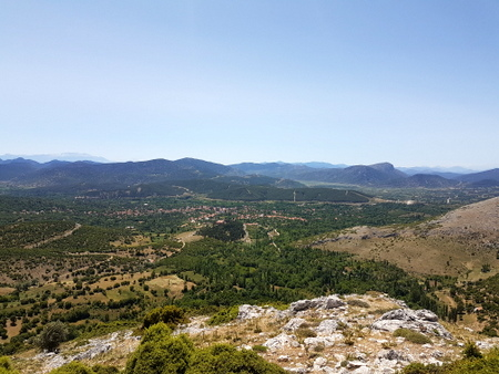 Utsikt mot Aglasun