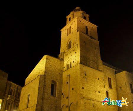 San Fransesco katedralen i Lanciano