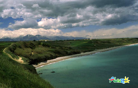 Nasjonalparken Punta Aderci