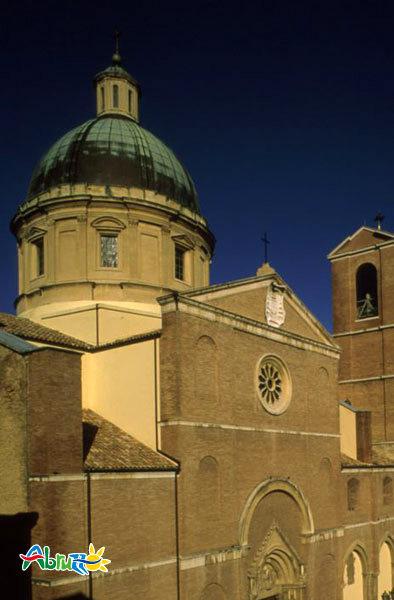 Katedralen i Ortona