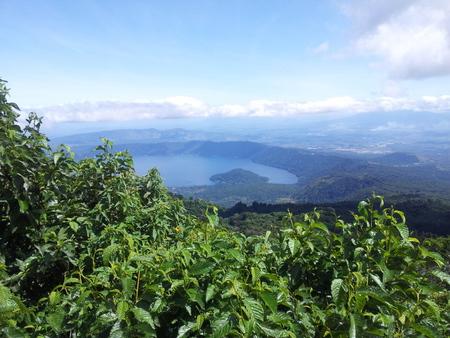 Coatepeque innsjøen
