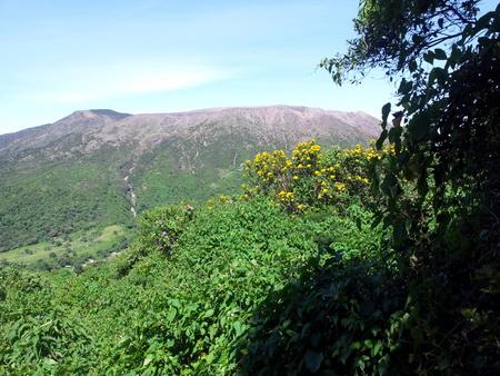 Santa Ana vulkanen