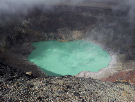 Santa Ana krateret