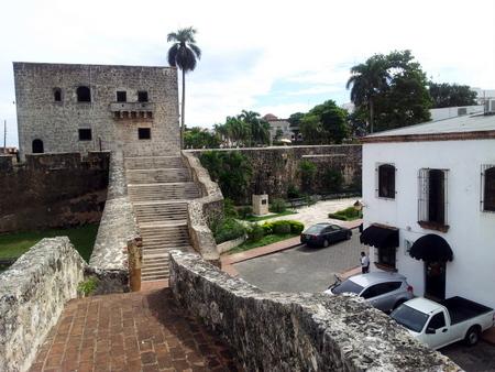 Bymuren i Santo Domingo