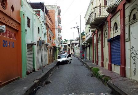 Gate i Santo Domingo