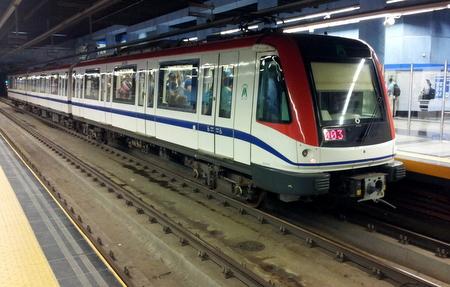Metro i Santo Domingo