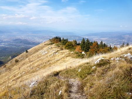 Fjelltur i Sarajevo