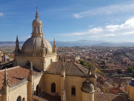 Utsikt fra klokketårnet