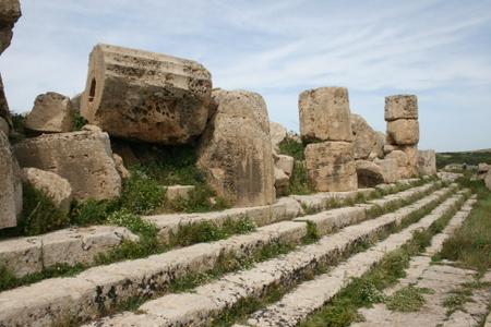 Ruiner i Selinunte