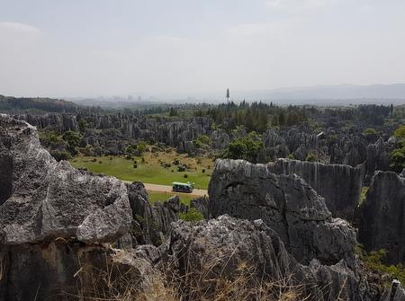 Utsikt over Steinskogen
