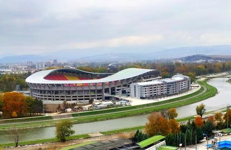 Fotballstadion i Skopje