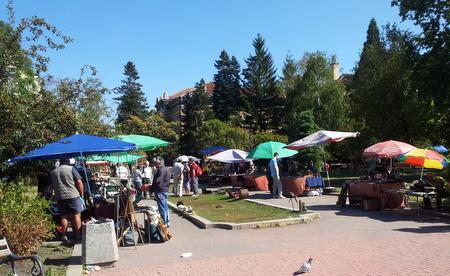 Marked i Sofia