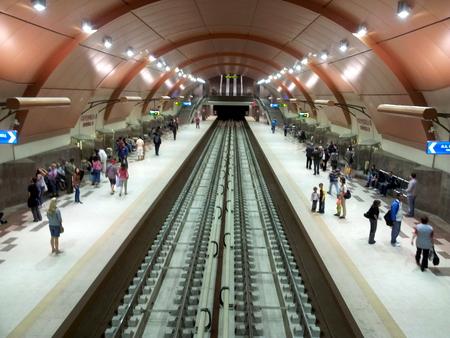 Metroen i Sofia