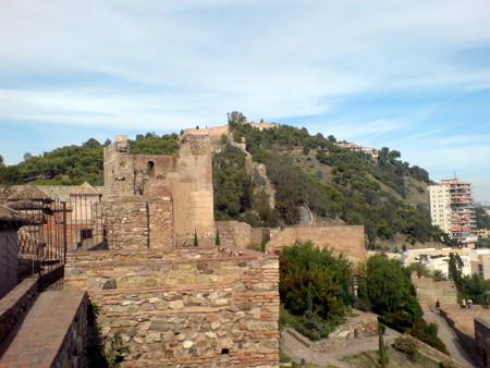 Festningen i Malaga