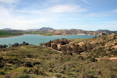 Landskap nær Ronda