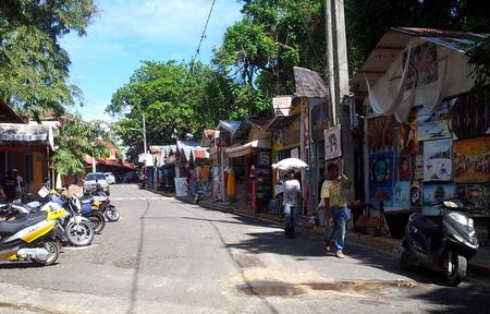 Suvenirbutikker i Sosua
