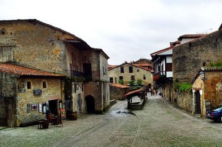 Santillana del Mar i Cantabria