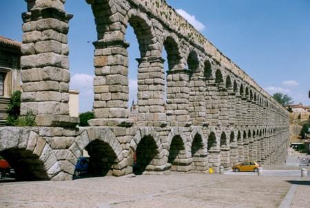 Akvedukt i Segovia