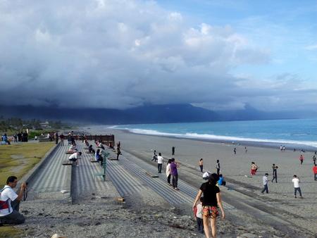 Strand i Hualien