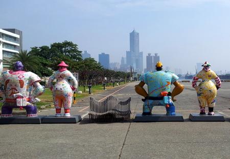 Kunst i Kaohsiung
