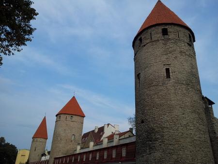 Tårn i Tallinns bymur