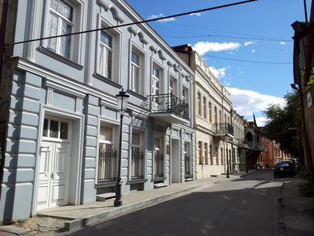 Gate i gamlebyen