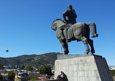 Kongen til hest