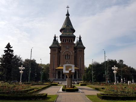 Katedral i Timisoara