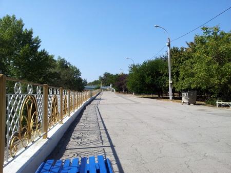 Elvepromenaden i Tiraspol
