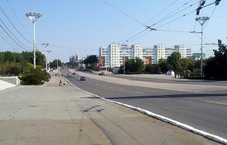 Sentrum av Tiraspol