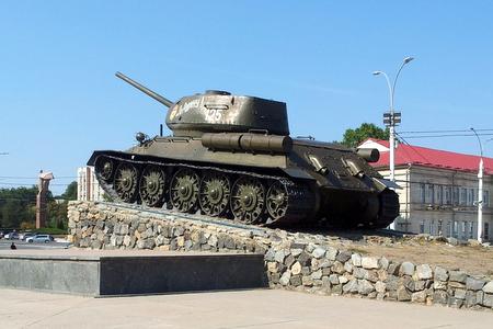 T-34 stridsvogn