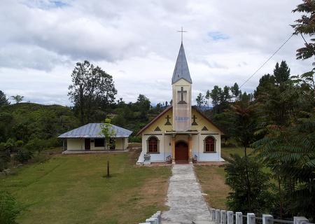 Kirke på Samosir