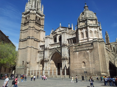 Katedralen i Toledo