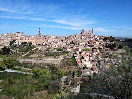 Utsikt over Toledo