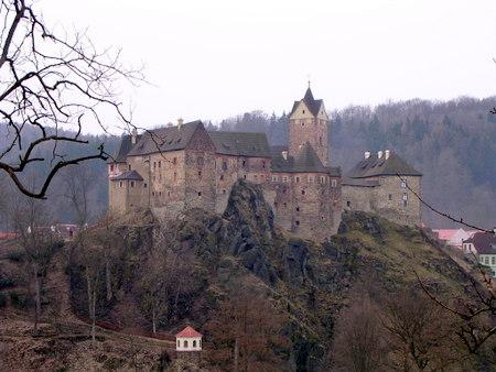 Slott i Loket