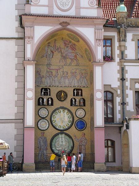 Olomouc urverk