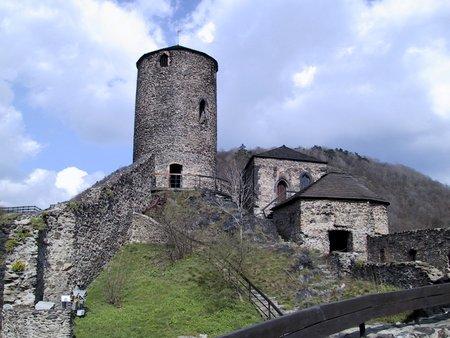 Slottet Strěkov