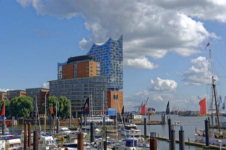 Operahuset i Hamburg