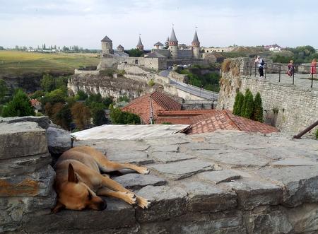Borgen i Kamjanets-Podilskyj