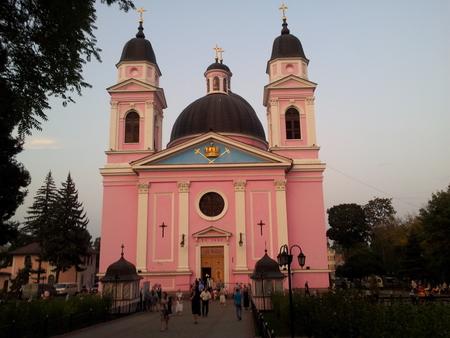 Kirke i Tsjernivtsi